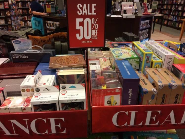 Barnes&NobleClearance